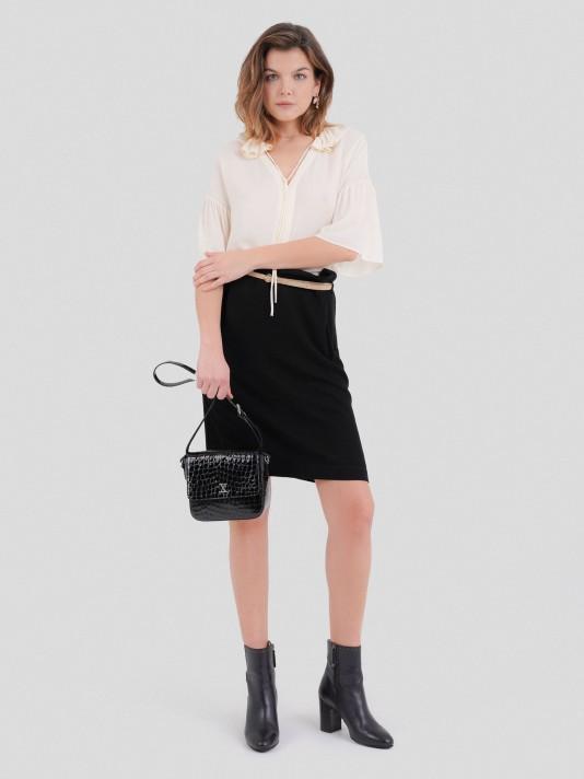 Falda cinturón