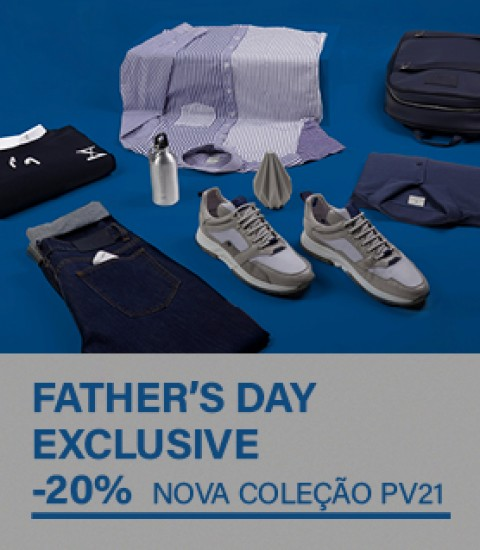 FATHER'S DAY EXCLUSIVE