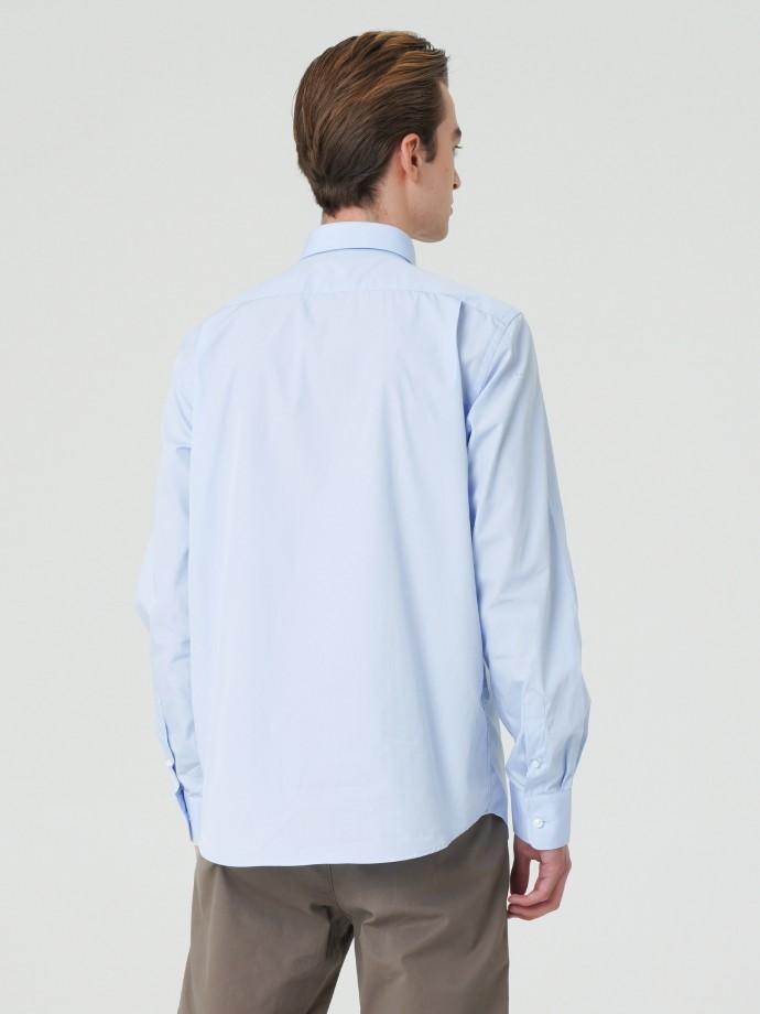 Camisa clássica regular fit