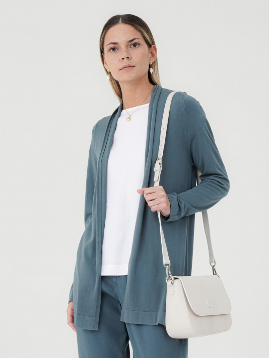 Long blouse with 3/4sleeve