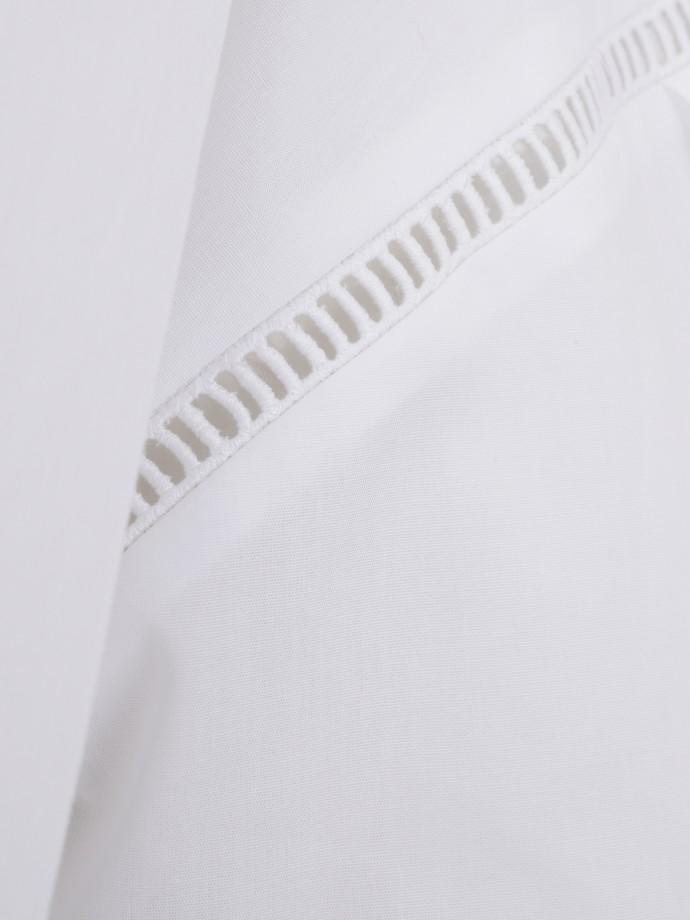 Camisa en 100% algodón