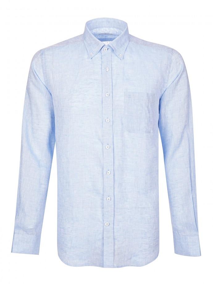 Camisa de lino