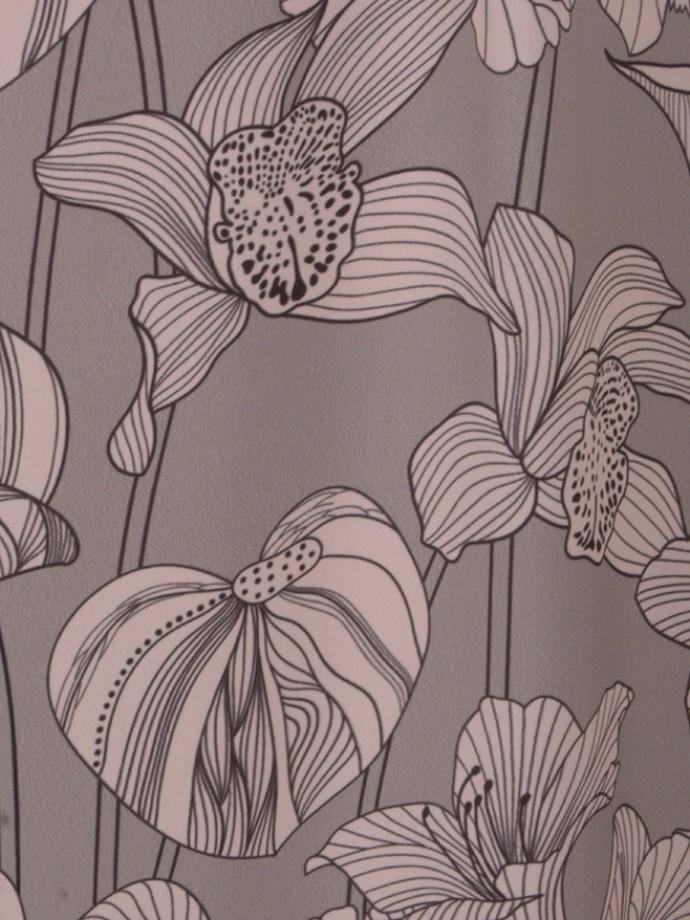 Corsário fluído flores