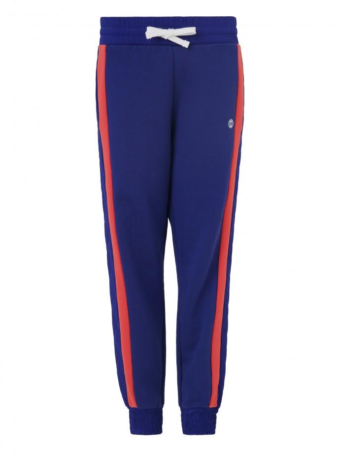 Calças jogging combinadas