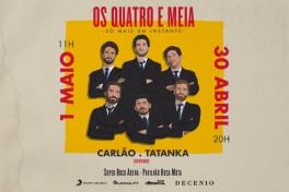 """Giveaway   """"Concerto Os Quatro e Meia"""""""