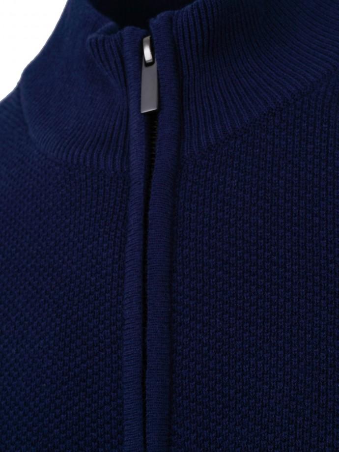 Casaco em lã merino e algodão