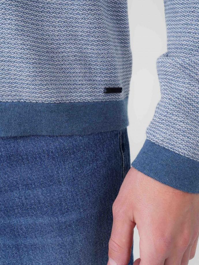 Camisola em algodão
