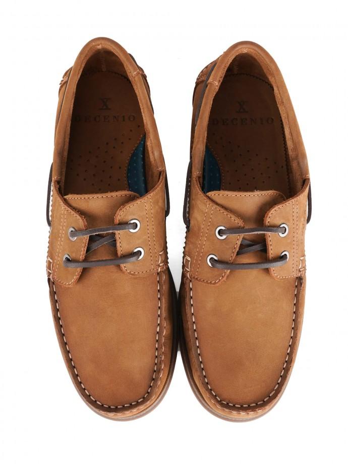 Sapatos de vela