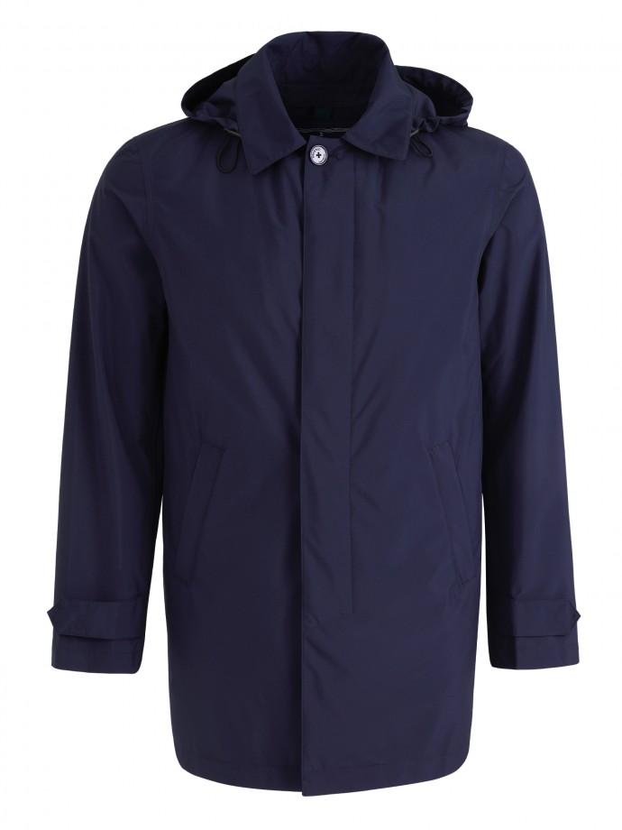 Technical raincoat