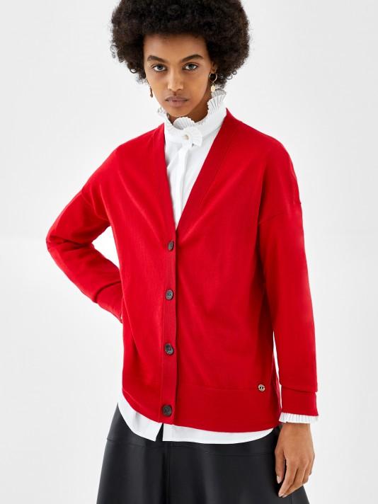 100% merino wool coat
